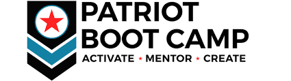 This image has an empty alt attribute; its file name is patriotbootcamp-logo.png